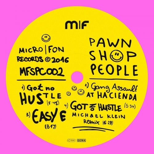 Pawn Shop People - Gang Assault At Hacienda [MFSPC002]